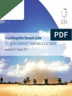 Grain Trade Australia. Visual Recognition Standards Guid