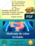 sindrome de coon irritable