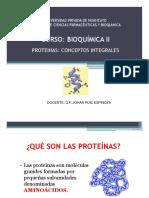 Clase Proteinas II Unidad