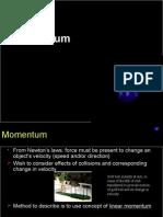 Fisika Dasar - Minggu 07 - Momentum & Impulse1