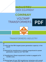 Voltamp Transformers Ltd