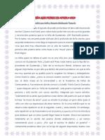 Artículo de Opinión La Niña de Guatemala