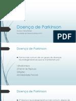 Doença de Parkinson-tremor Essencial
