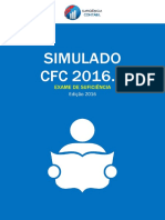 6º Simulado Site SC 2016