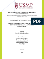 CAPITULO II - Legislacion