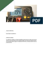 Informacion Ultima de Resistencia y Condensadores