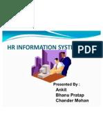 Chandar Human Resource Information System