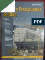 Costos y Presupuestos de Obra_ICG_Ing. Miguel Salinas Seminario.pdf