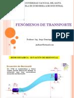 Clase 5. Fenómenos de Transporte