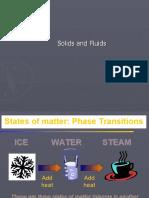Fisika Dasar - Minggu 09 - Fluida