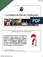 1.2.6 INTRODUCCIÓN Formulación Del Problema