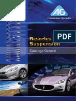 Informacion Resortes Ag Catalogo 2009