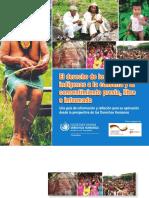 La Consulta Previa en Pueblos Indigenas