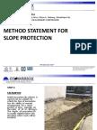 Slope Protection Methodology