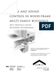 HOUSE FIre and Sound Control