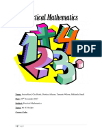 What is Mathematics (Autosaved)