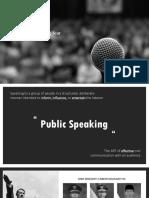 Say Goodbye to Public Speaking Fear _ Aditya Pratama