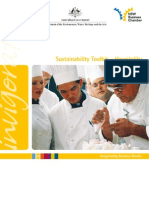 Sustainability Toolkit Hospitality