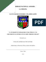 """""""LA INVERSIÓN EN INFRAESTRUCTURA PÚBLICA Y EL.pdf"""