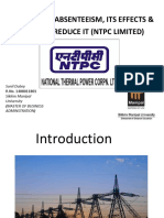 PPT of Research Project_Sunil Dubey