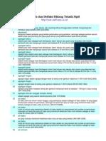 Istilah Dan Definisi Bidang Teknik Sipil PDF