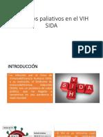 Cuidados Paliativos en El VIH SIDA