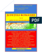 Judeţele României, Vol. II, Aspecte de geografie umana (coord. I. Mărculeț).pdf
