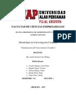 Fundamentos Del Conocimiento Cientifico (1) (1)