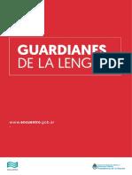 Guardianes de La Lengua (1)