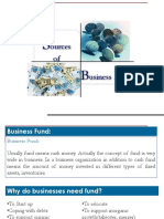 Sources of Business Fund