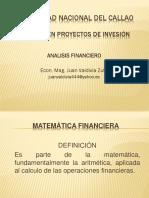 Analisis Financiero Clase 1