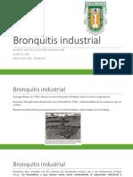 Bronquitis Industrial