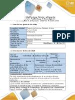 Guía de Actividades y Rúbrica de Evaluación - Paso 5 - Analizar La Proyección de Los Estudios Culturales