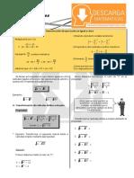 11 Descargar Radicales Dobles – Algebra Tercero de Secundaria