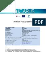 Public Report - ICARUS