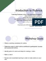 IntroductiontoRubrics.ppt