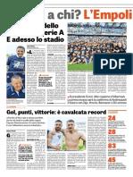 La Gazzetta Dello Sport 29-04-2018 - Serie B - Pag.1