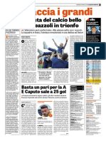 La Gazzetta Dello Sport 29-04-2018 - Serie B - Pag.2