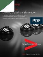 Accenture Digital Density Index Guiding Digital Transformation