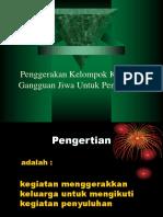 4.  Penggerakan Klp Gangguan.ppt