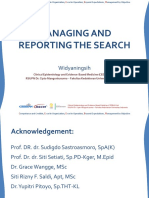 03. Managing and Reporting the Search - WD (1)
