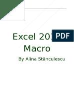 Excel Macro Final