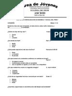 Copia de Preguntas Vigilia