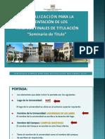 Normalización Para Trabajos Finales de Titulación.2016