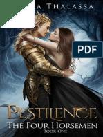 Pestilence the Four Horsemen 1 - Laura Thalassa