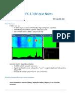 ReleaseNote OmniPC 4.3
