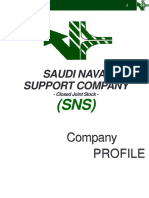Sns Company Profile