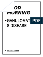 granulomatous