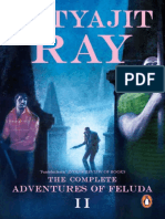 [Satyajit Ray] the Complete Adventures of Feluda