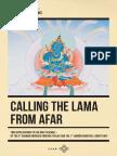 eBook Calling the Lama From Afar